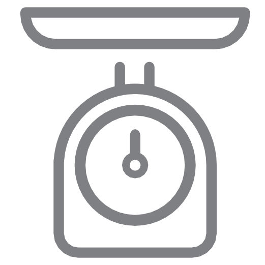 weight range icon